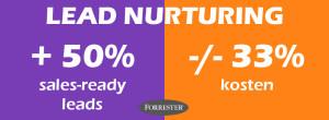 meer leads tegen minder kosten