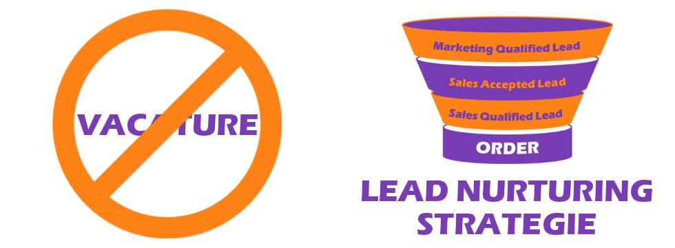 Groei door Lead Nurturing ipv extra sales