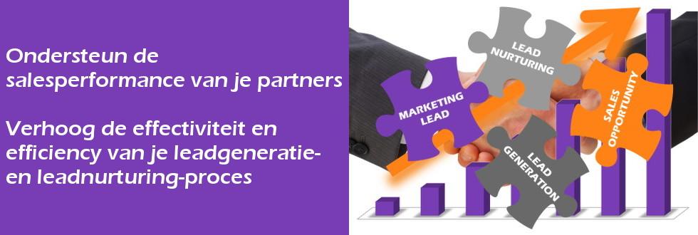 LEADS2opportunities | leads voor partners | leadnurturing | leadgeneratie